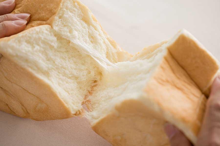 食パンの種類は1種のみ