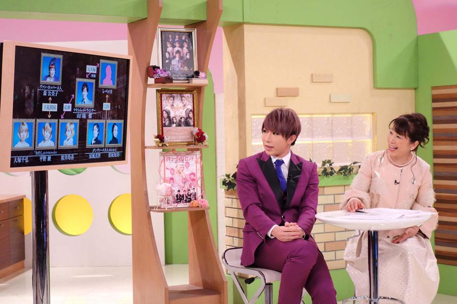 『レベッカ』について「大塚千弘さんはこの役を演じるために生まれて来たんじゃないかと思うほど、感動を覚えた!」という歌広場(左)