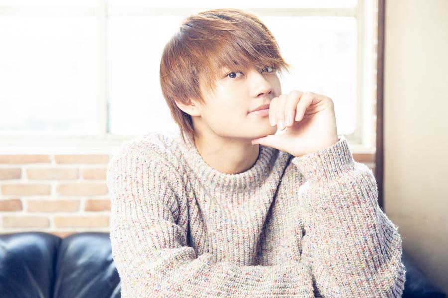 2018年も俳優として多くの作品に出演した佐野勇斗。「メンバーの出演作の主題歌をM!LKが歌いたい。それが夢です」