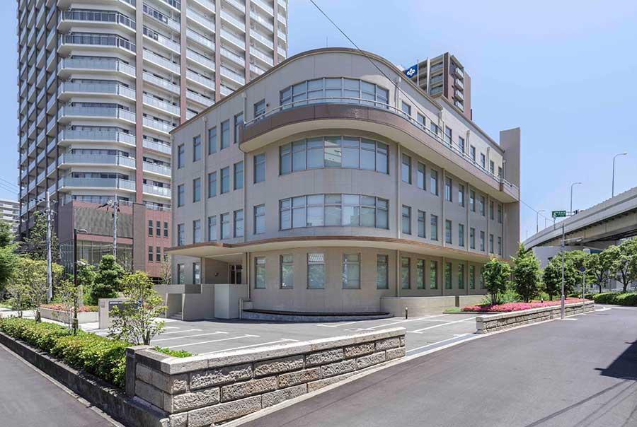 会場となる、大阪府立江之子島文化芸術創造センター[enoco]