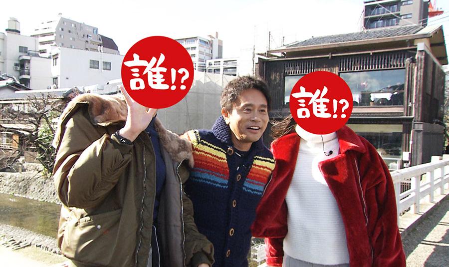 滋賀育ちの相方は、京都によく遊びに来ていたという 写真提供:MBS
