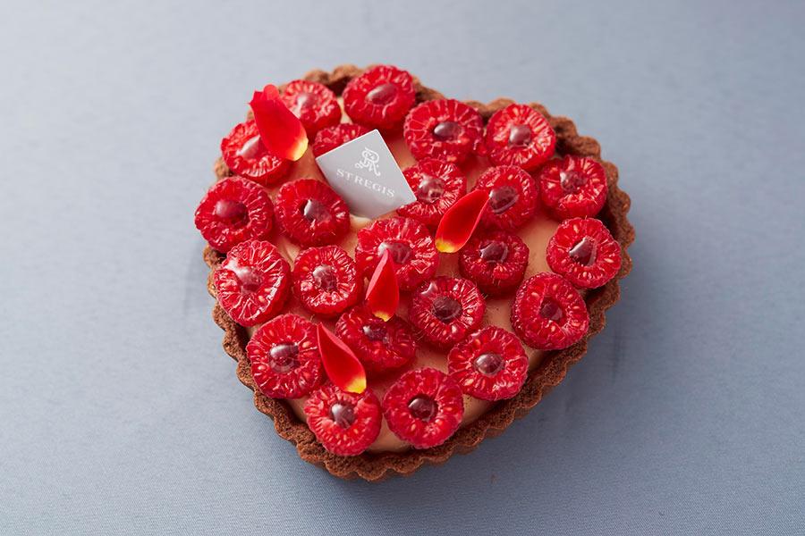 「〜Love in the Strawberry〜ラズベリータルト」(約10cm・1800円)
