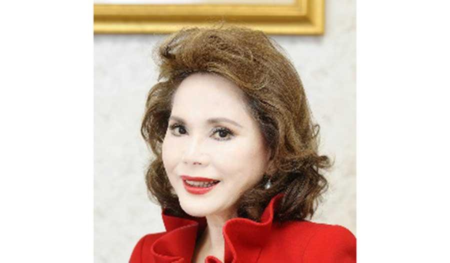 デヴィ夫人が、1975年に国連で制定された「国際女性デー」についてトーク