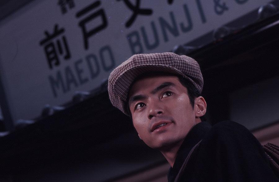 当時、最高視聴率35.2%を記録した西郷輝彦主演のドラマ『どてらい男』