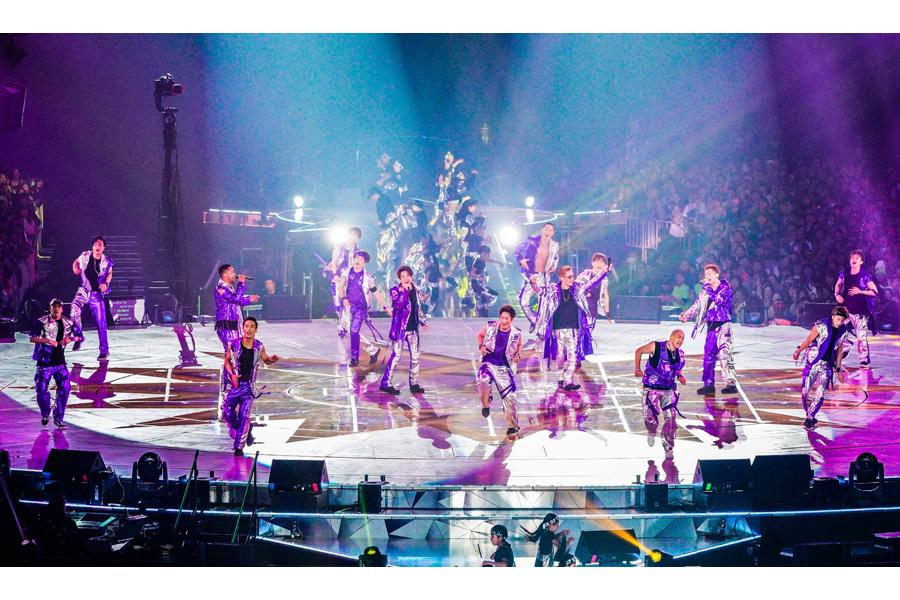 『Ki・mi・ni・mu・chu』はファンと一緒に踊り、一体となった会場