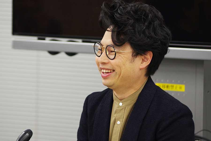 主人公である料理人を演じる、浜野謙太
