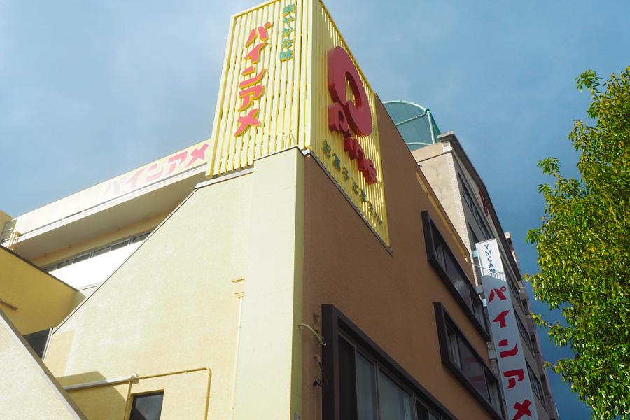 大阪市天王寺区に本社を構える「パイン株式会社」