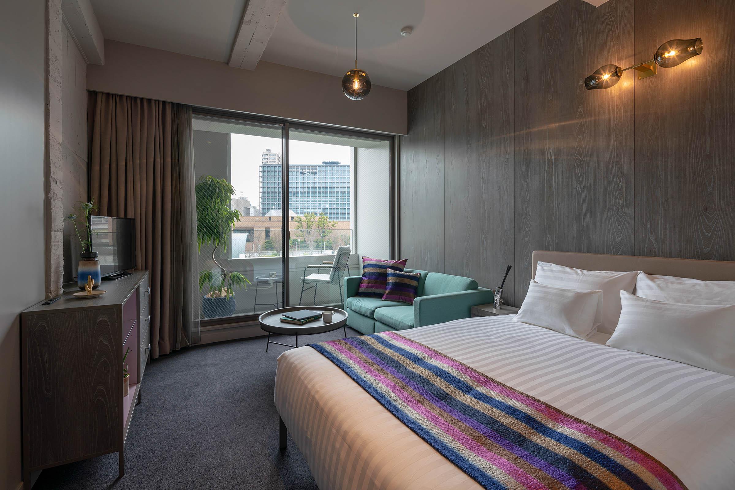3月29日にオープンするホテル「ザ・ボリー・オオサカ」