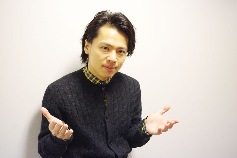 「松本先生は書き続けてますので、あらゆるかたちで映画、ドラマ、こうやって舞台になってる」と中川晃教