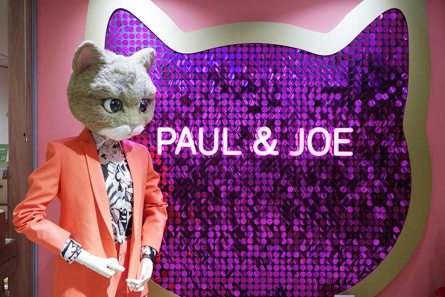 猫が目印、PAUL & JOEのコンセプトショップが関西初登場