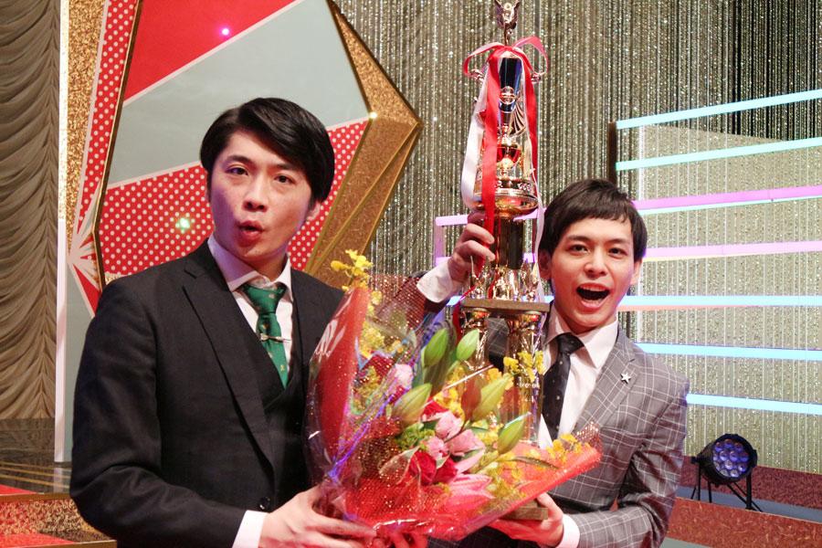 『第49回NHK上方漫才コンテスト』で辛うじて勝利をつかみ取った形となったさや香