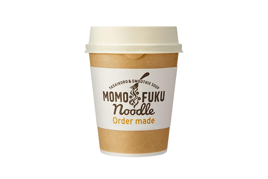 「MOMOFUKU NOODLE」(540円)