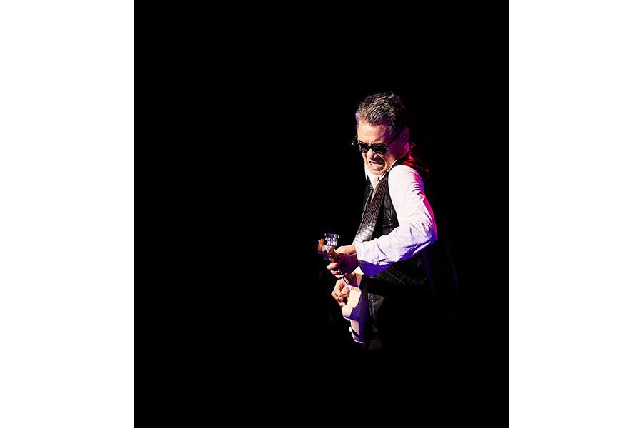 『追悼アンコール放送 萩原健一 NEW ALBUM PREVIEW LIVE 〜LAST DANCE〜』より、萩原健一