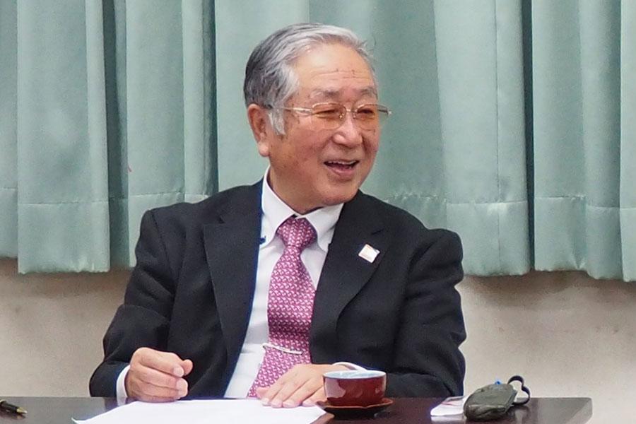日本手話研究所・高田栄一所長
