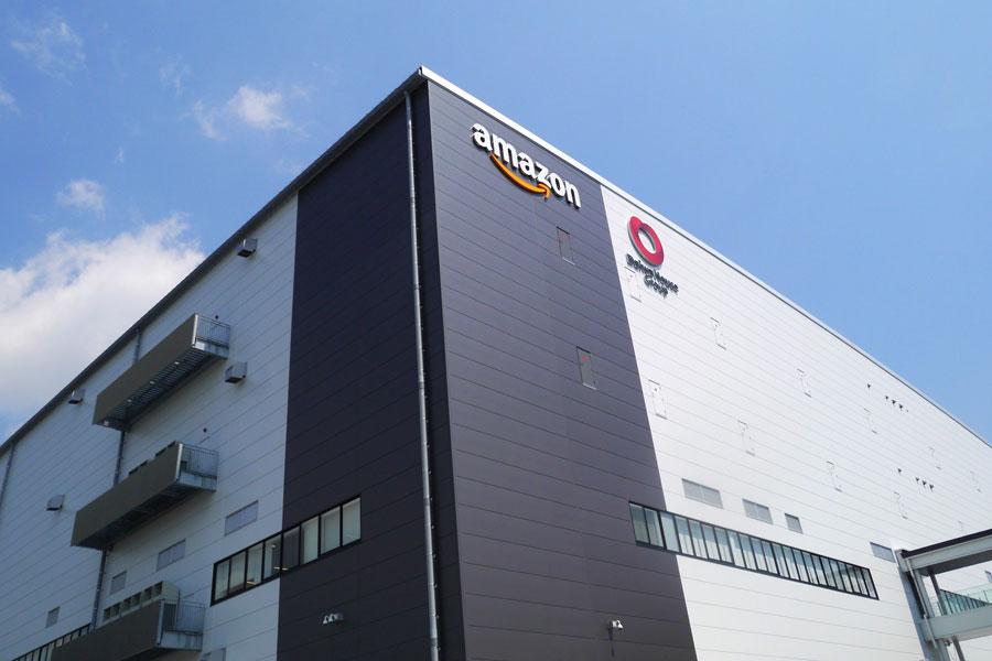 最新技術を使った物流拠点「茨木フルフィルメントセンター」