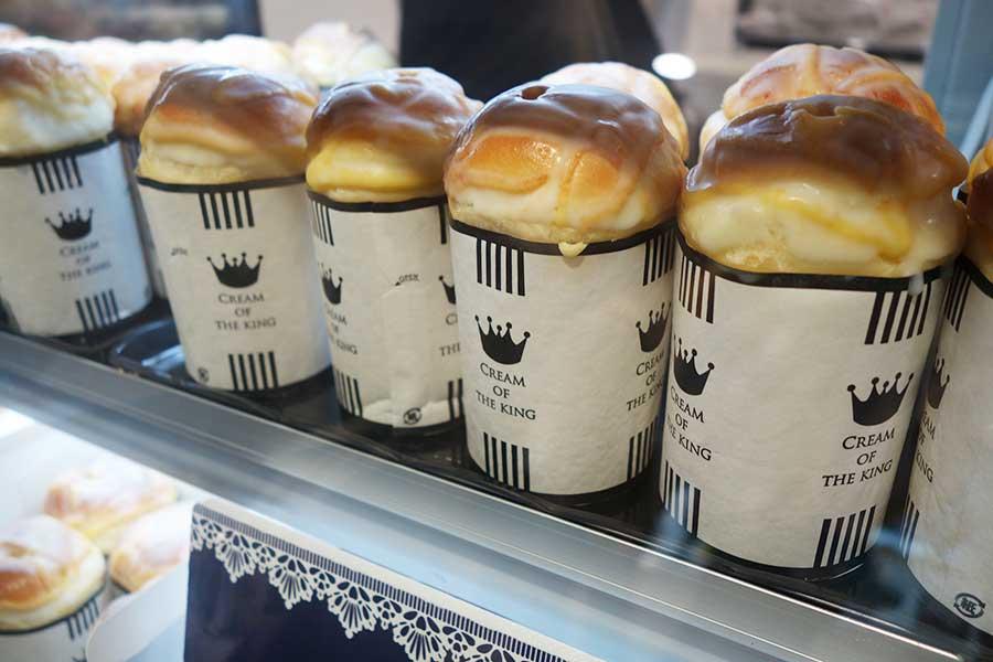 「麦香房 epi」の「王様のクリームパン」