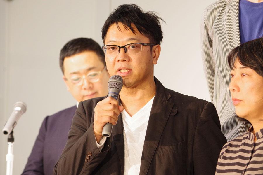 ドラマ『崖っぷちホテル!』や『斉藤さん』などの脚本を手がける土田英生