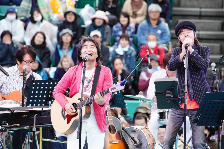 コラボライブ『風のハミング』の中心人物・根元要(27日・大阪市西区)