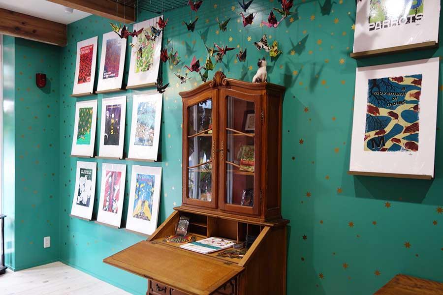 家具は奈良にある英国のヴィンテージショップMLP Shopでセレクト