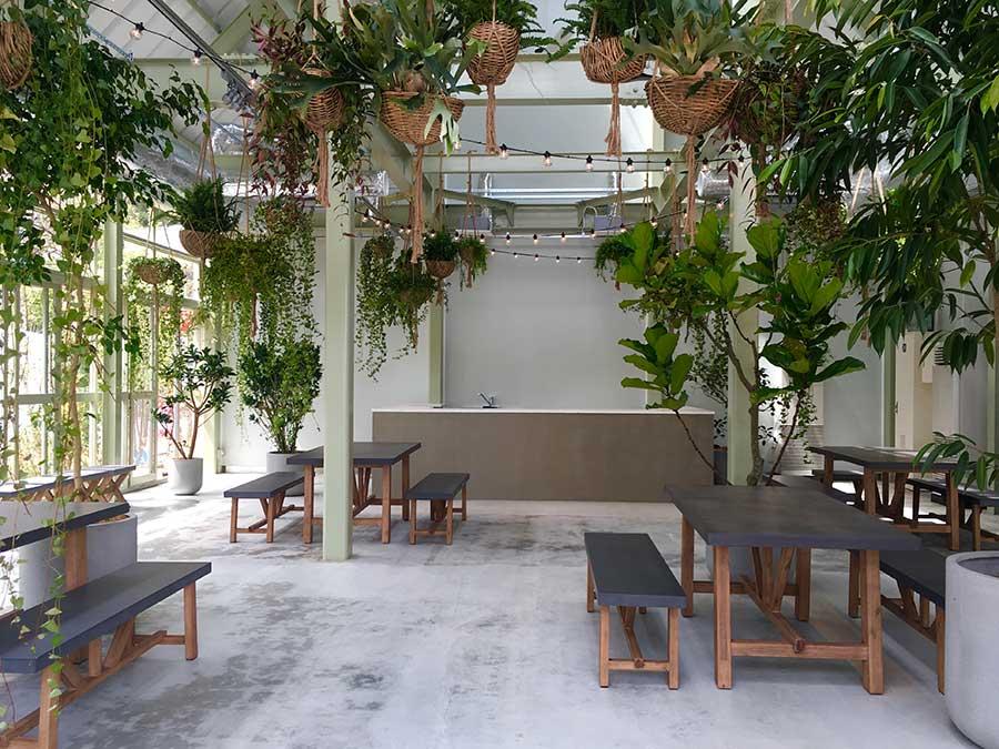 施設のデザインは、姉妹施設の「HOTEL KITANO CLUB」や、淡路島の宿泊施設「FARM STAY」など多くのスタイリッシュな物件を手掛けたドロワーズが担当