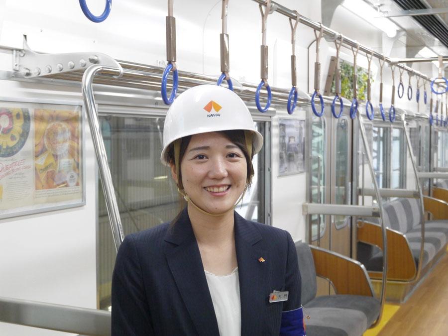 「多くのお客さまの意見を参考にしました」と話す同社営業推進室の大門浩子さん