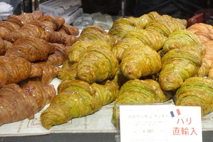 フランスから直送される「パティスリー・サダハル・アオキ・パリ」、阪急限定パンもあり