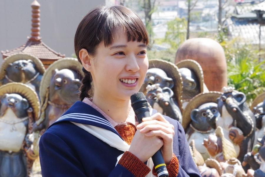「15歳から活き活きと元気いっぱいに、楽しく過ごせるようにしたい」と戸田恵梨香