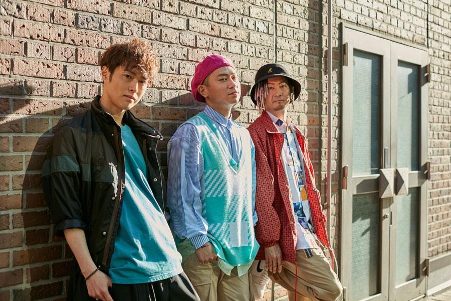 「『今のDA PUMPもいい、新しくなった』と言ってもらわないといけない」と話すDA PUMPのメンバー(左からYORI、KIMI、TOMO)