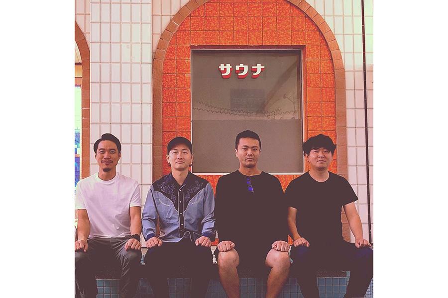 左から、江 顕仁(こうけんじん)さん、志方昂司さん、深澤宏樹さん