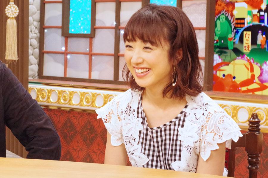 「青のりおはぎが、西日本しかないというのをこの番組ではじめて知った」と川田裕美
