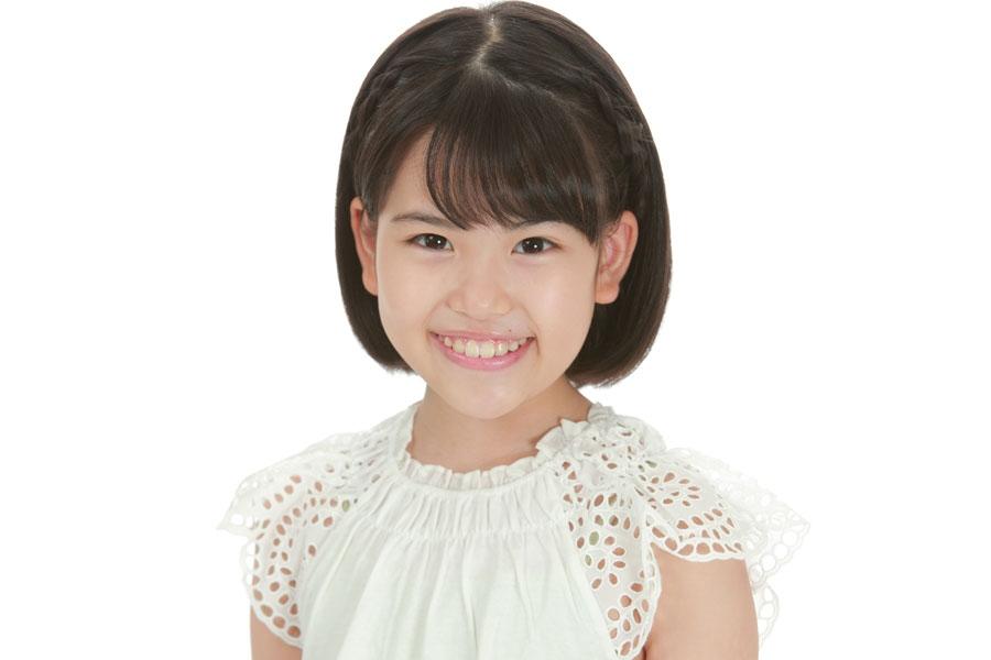 連続テレビ小説『スカーレット』でヒロイン・川原喜美子の幼少時代を演じる川島夕空