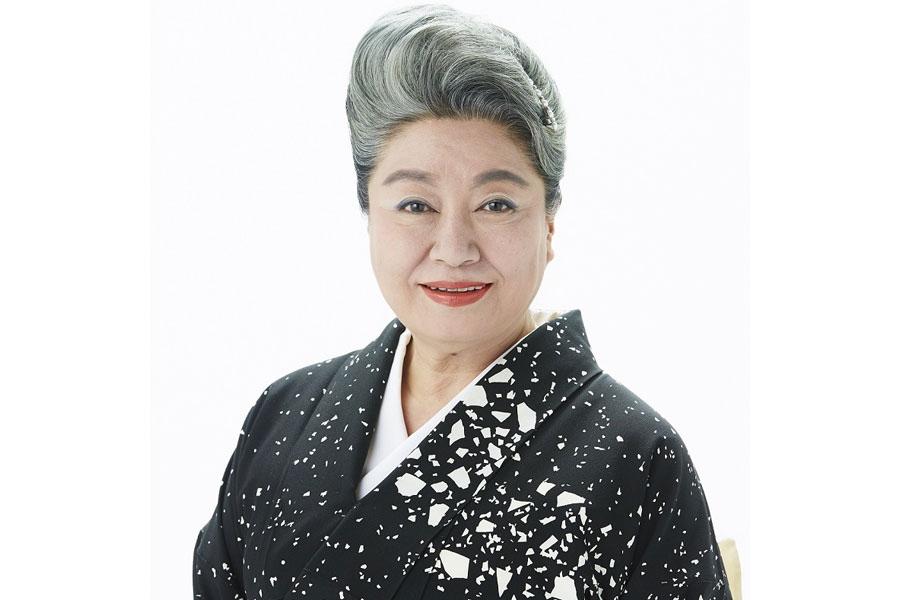 連続テレビ小説『スカーレット』で8作目の朝ドラ出演となる三林京子。三代目・桂すずめとして高座にも上がる