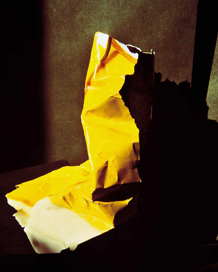 《What I am doing No.9》1980年/プリント1986年 大阪中之島美術館