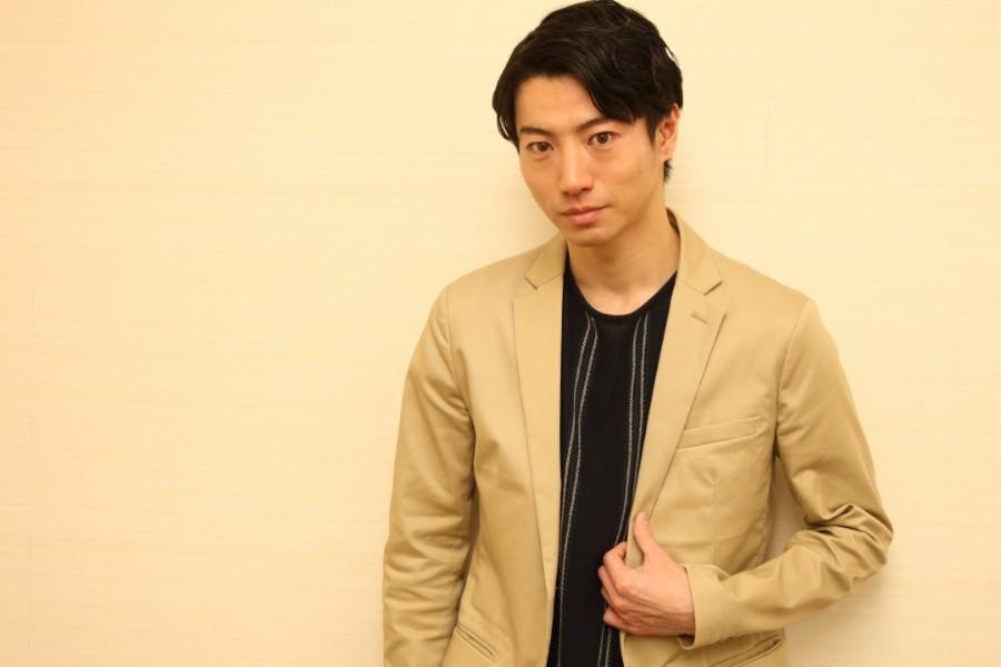 本作では「演出家とともに自分に合うスタイルを探していけたら」と矢崎広