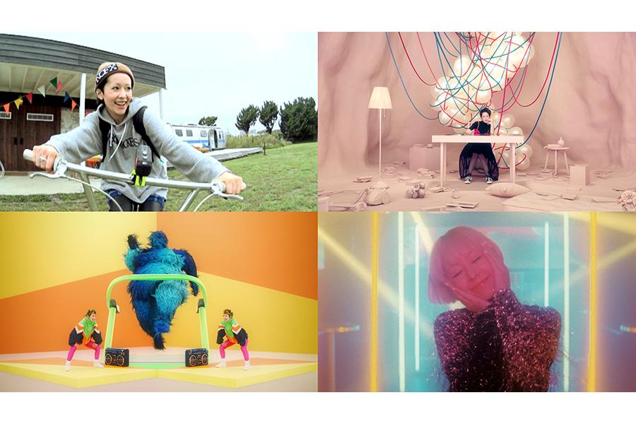 過去のミュージックビデオを一挙に放送する特別番組「木村カエラ MUSIC VIDEO COLLECTION」は7月21日・16時20分から放送
