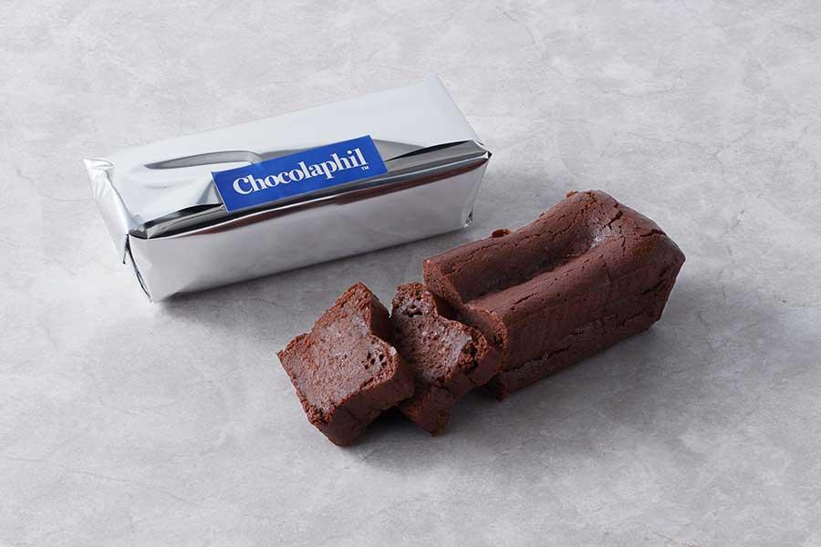 「ショコラフィル」のガトーショコラ レクタングル   1本 2,916円