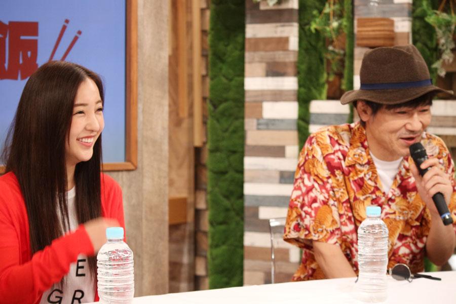 大阪在住時は、「主食は天ぷらうどんにバッテラでした(笑)」と甲本雅裕