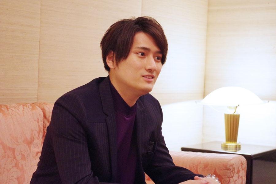 「歌舞伎界から必要としてもらえる役者になりたいと思っています」と中村隼人