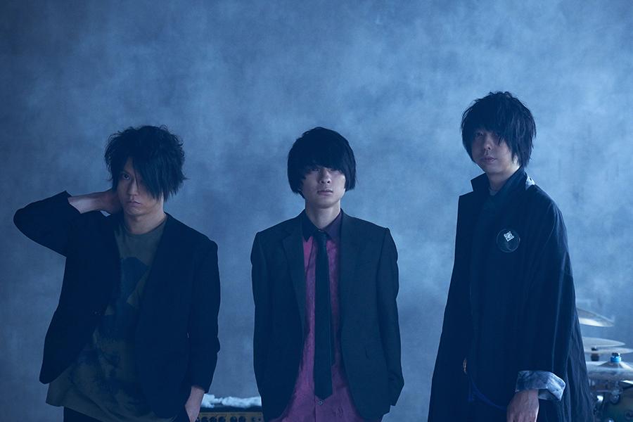 結成15周年の男性3ピースバンド「UNISON SQUARE GARDEN」