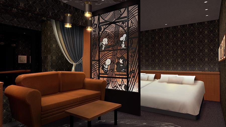 ユニバ ホテル