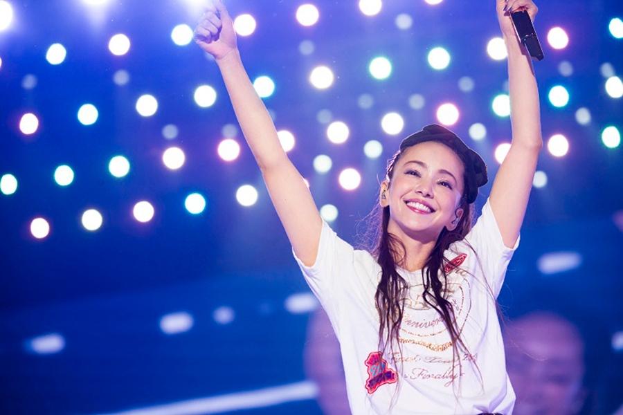 2018年に引退した安室奈美恵さん