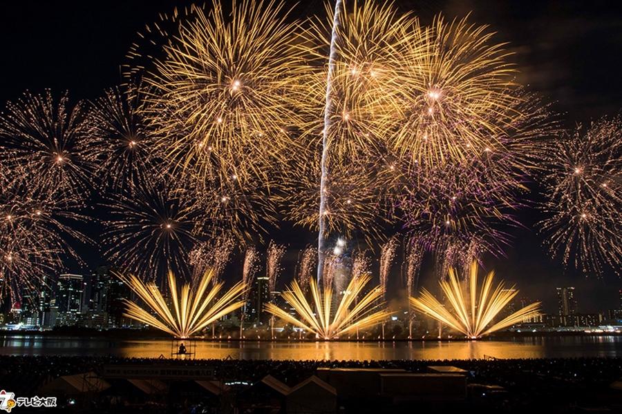 「なにわ淀川花火大会」のイメージ