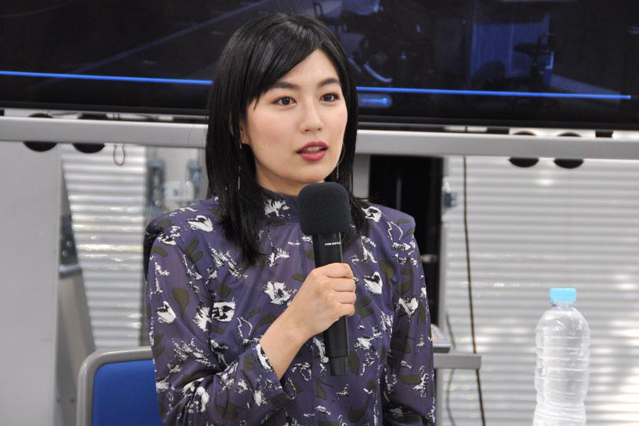 2018年には「東京国際映画祭」や「キネマ旬報ベスト・テン」などで新人賞を獲得した木竜麻生。連続ドラマでは初主演となる