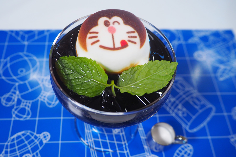 マシュマロ to コーヒーゼリー(700円)