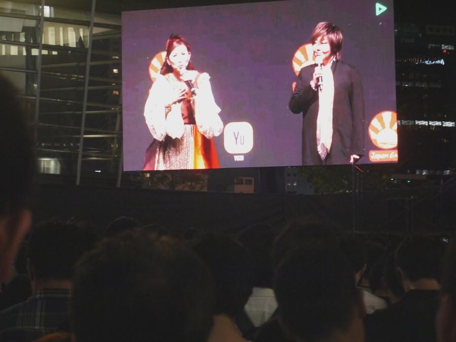 『JAPAN EXPO 2019』に参加した高橋洋子や緒方恵美らの映像も生中継