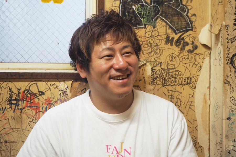 堺で新店長をつとめる村上さん