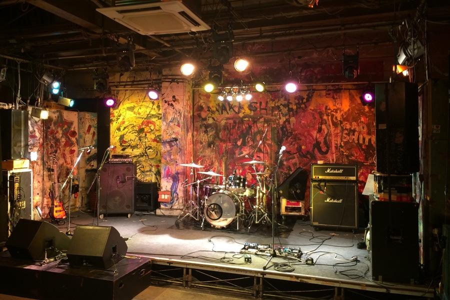 「十三ファンダンゴ」のステージ