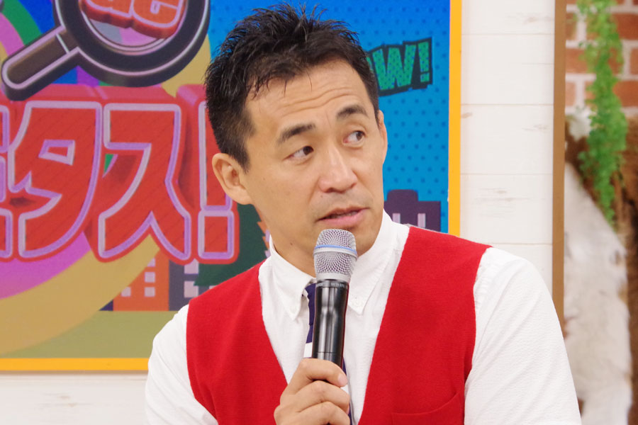 『探偵ナイトスクープ』で共にレギュラーを務めたスリムクラブの真栄田賢の心中を明かした吉本新喜劇・石田靖(7月20日・テレビ大阪)