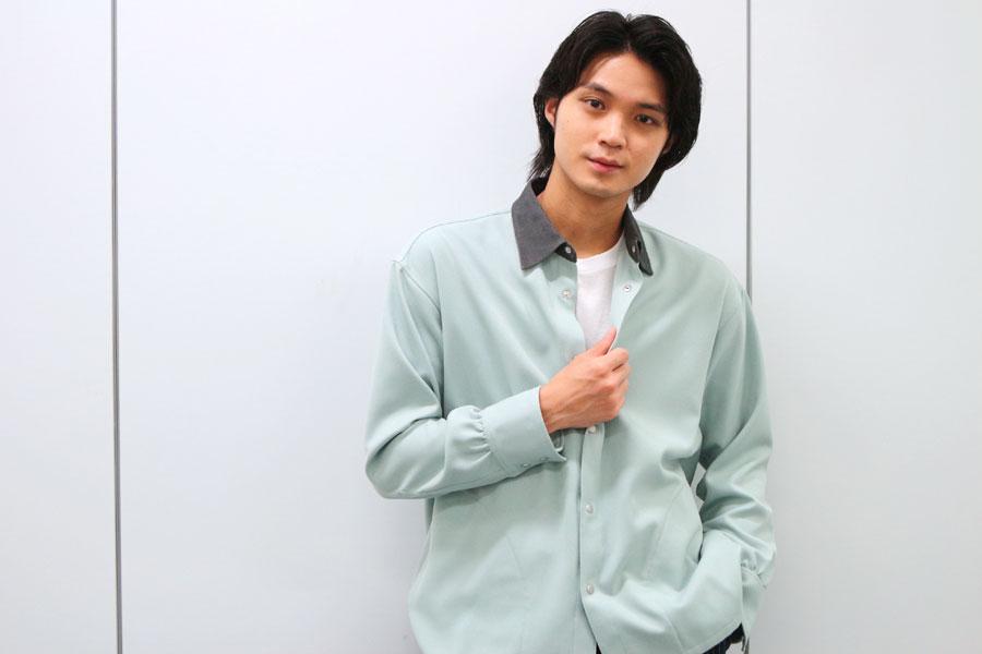 ミュージカル『プレイハウス』でカリスマホストを演じる主演の磯村勇斗