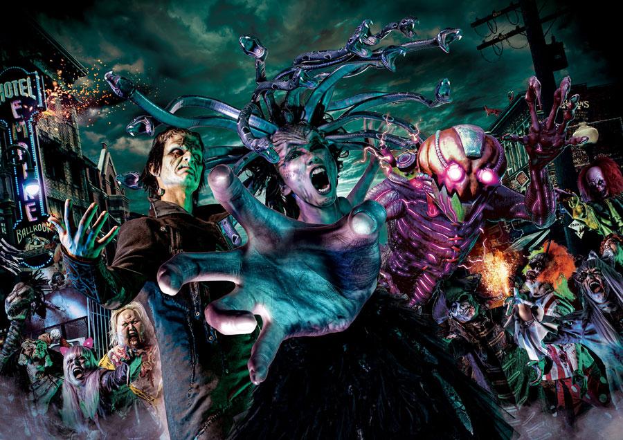 最恐インパクトのモンスターも初参戦する『ストリート・ゾンビ』
